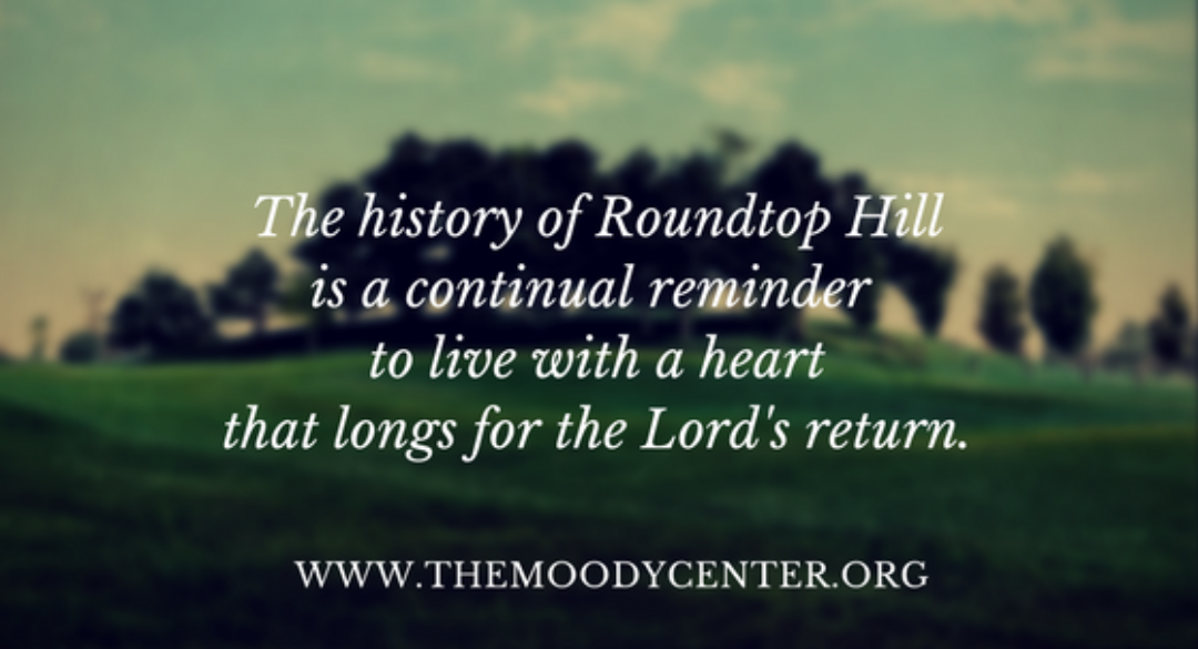Roundtop Hill: The history of a sacred space