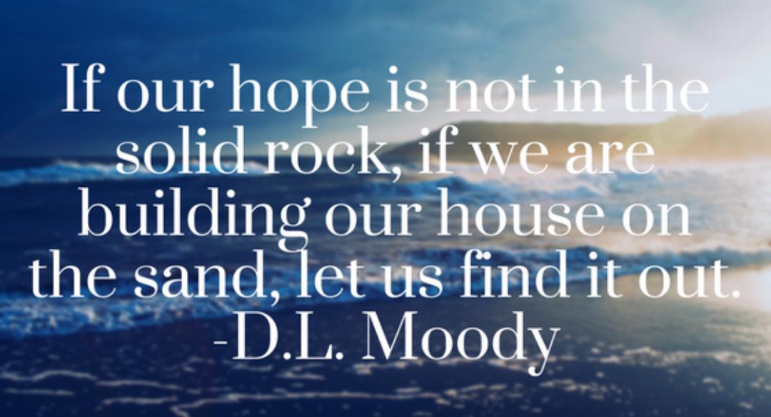 Finding Hope – D.L. Moody Sermons