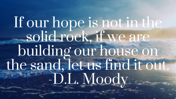 Finding Hope – D.L. Moody Sermons