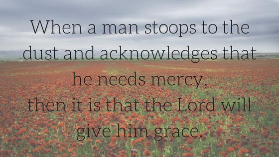 A Partaker of Grace
