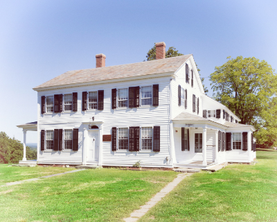 Moody's Birthplace