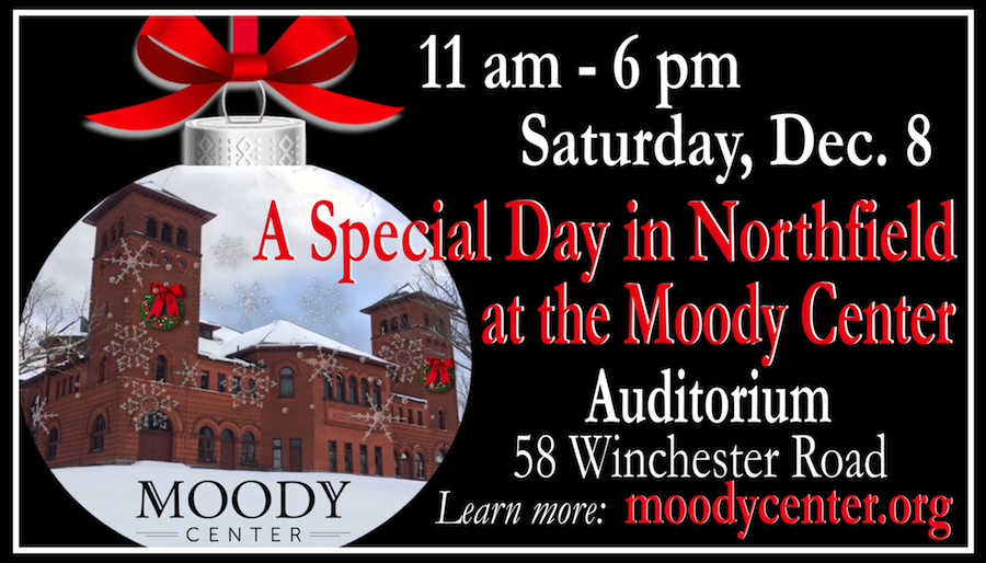 A Special Day in Northfield at the Moody Center