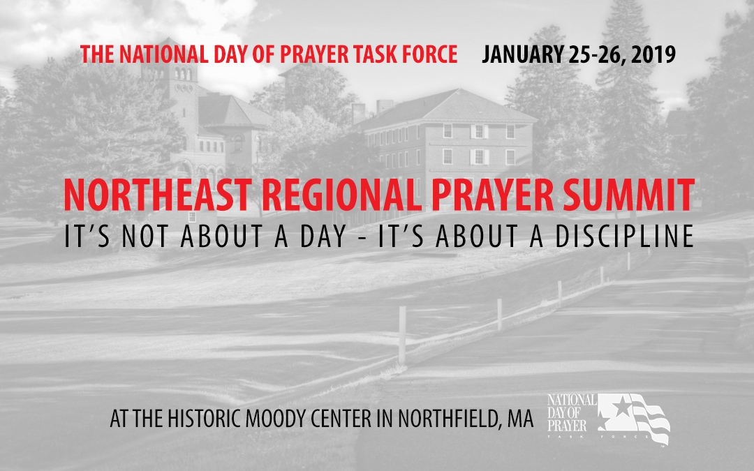 National Day of Prayer Task Force – Northeast Regional Prayer Summit