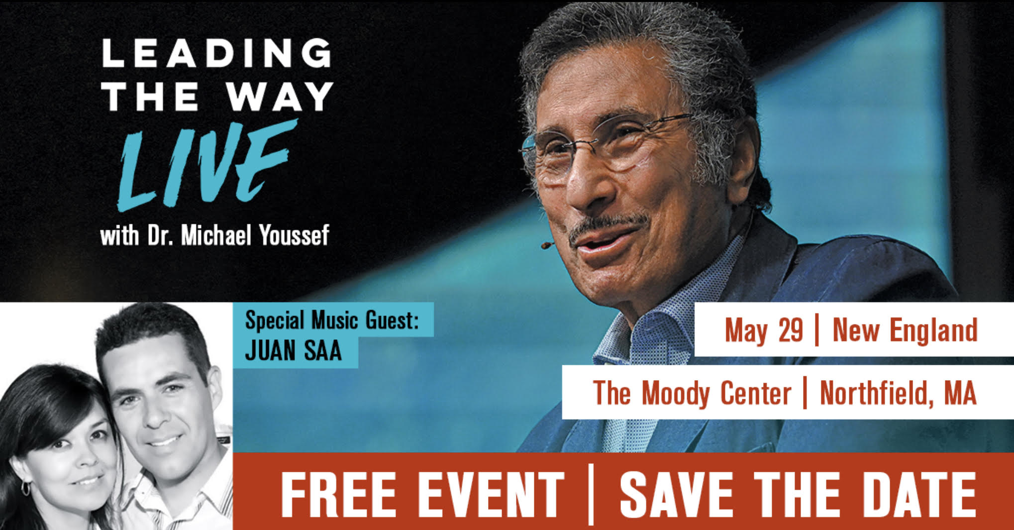 Leading The Way LIVE with Dr. Michael Youssef