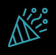 Event Hosting Icon
