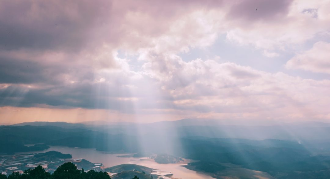 Prayer for times of fear—Putting fear in perspective