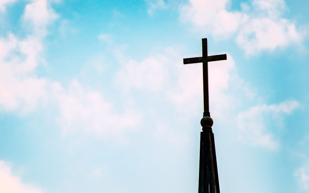 Looking up: Finding and keeping perspective as a Christian