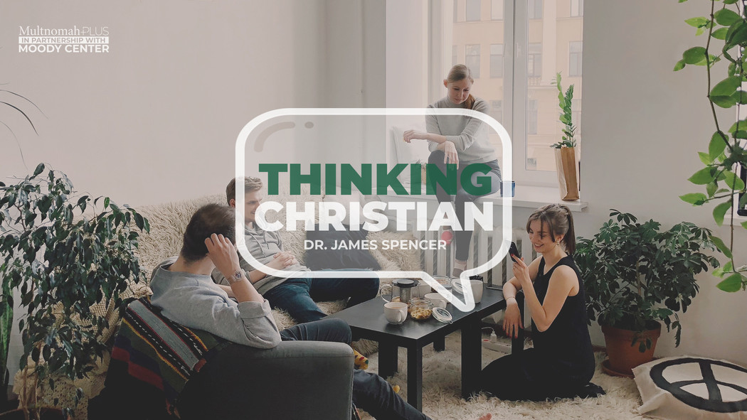 Online Course: Thinking Christian