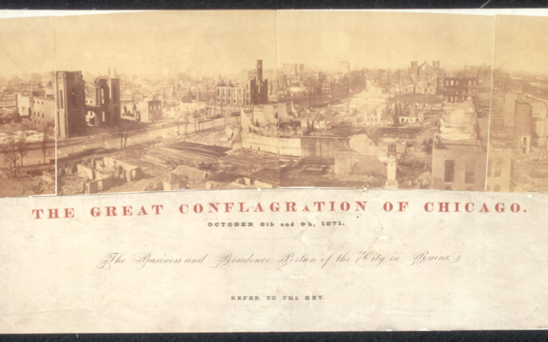 2020 and the Chicago Fire of 1871