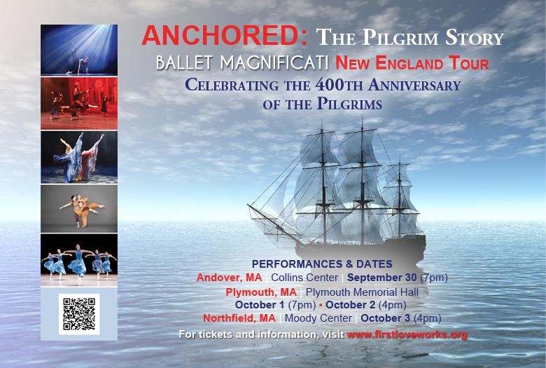 Anchored Ballet